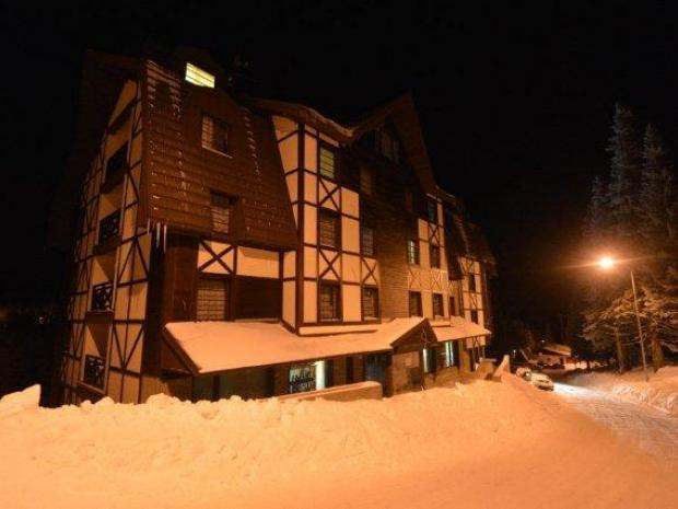 Spoljasnjost hotela