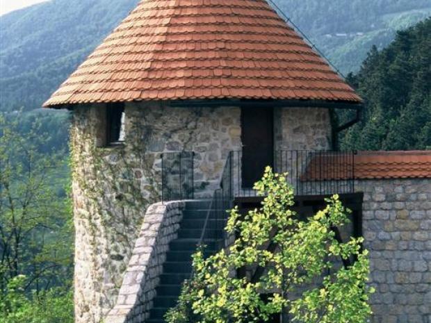 Zamak u Laško