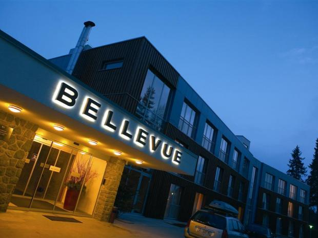 Hotel Bellevue - spreda