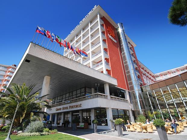 Grand Hotel Portorož - ulaz