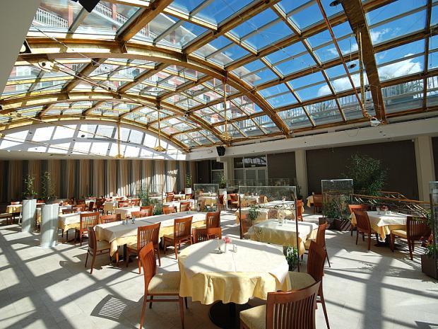 Grand Hotel Portorož - vrt maslina