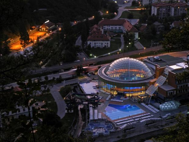 Hotel WPL - panorama