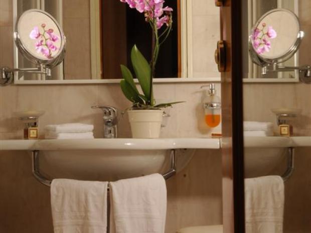 Hotel Milenij - kupatilo
