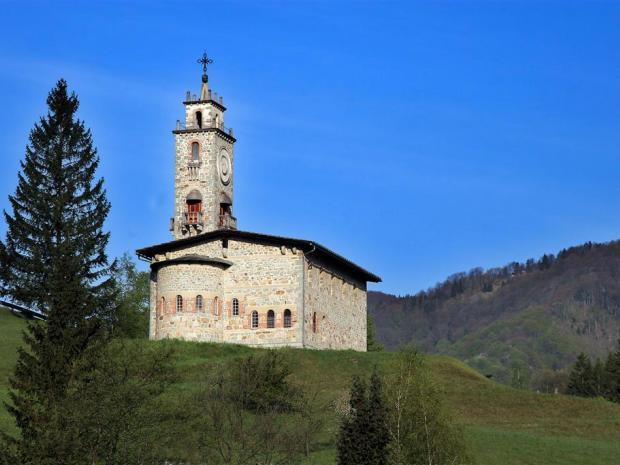 Okolina crkve