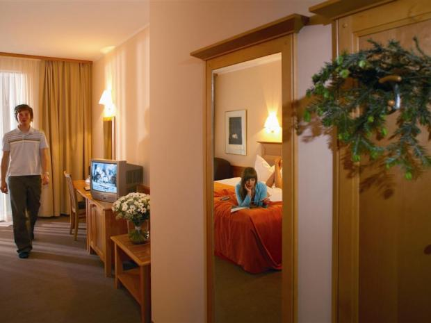 Hotel Bellevue - soba