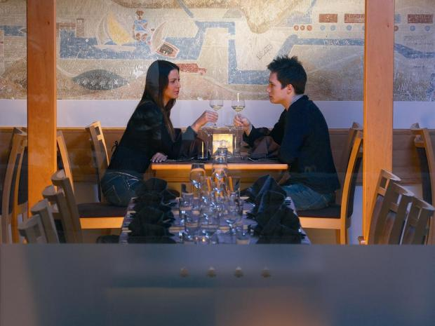 Hotel Bellevue - Rosika restoran