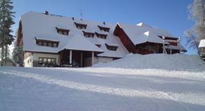 Hotel Raj u zimskom periodu